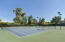 Tennis Courts, plus new pickle ball courts