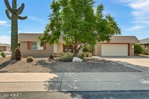 9909 W OAK RIDGE Drive, Sun City, AZ 85351