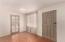 Fresh interior paint. Just installed classy light fixtures