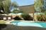 shade screen over pool