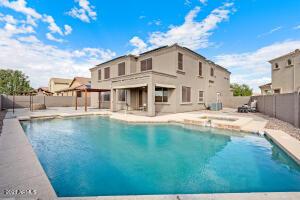 25124 N POSEIDON Road, Florence, AZ 85132