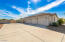 All of your vehicles, toys and hobbies will fit in this spacious oversized 4 car garage.