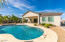Imagine all of the backyard fun you and your family will have in this pool!