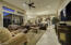 Expansive family room