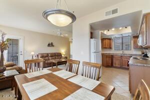 Living Room-Dinning Room Kitchen