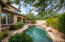 Pebble Tec Pool with Water Feature