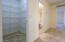 linen in hallway