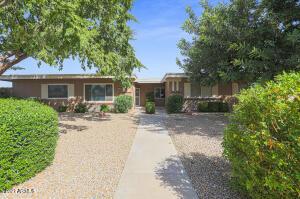 10138 W HUTTON Drive, Sun City, AZ 85351