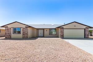 10101 W BURNS Drive, Sun City, AZ 85351