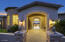 Front Entryway (Twilight)