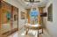 Office / Den Room right next to Master Bedroom