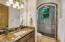 Hallway bathroom for Bedroom 4 & Guests - Sink, Toilet, & Shower
