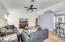 Ceiling Fans in Most Rooms!