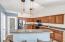 Pantry With Glass Door