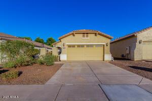 20503 N 261 Avenue, Buckeye, AZ 85396