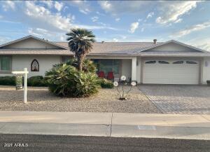 9511 W Hitching Post Drive, Sun City, AZ 85373
