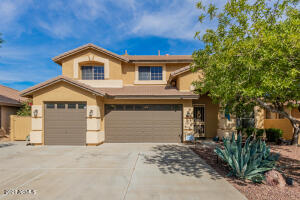 Great curb appeal with 3 Car Garage