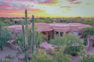 Serenity In The Desert