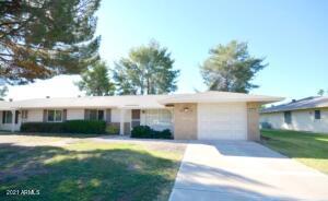 10007 W SHASTA Drive, Sun City, AZ 85351