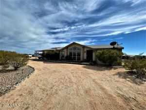 1.25 acres completely fenced for privacy