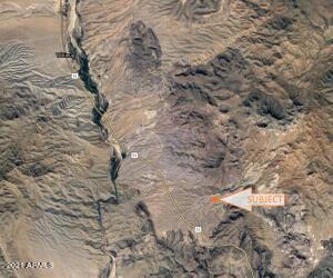 69 E Burro Creek Crossing Road, -, Wikieup, AZ 85360