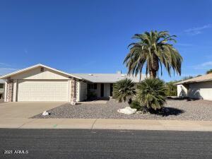 10710 W MANZANITA Drive, Sun City, AZ 85373