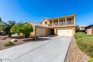 2176 E EVERGLADE Lane, Gilbert, AZ 85298