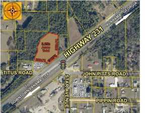 5835 N HIGHWAY 231, Panama City, FL 32404