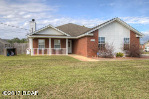 5509 MERRITT BROWN Road, Panama City, FL 32404