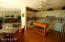Fully equipped kitchen - waterfront view