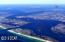 Overhead view illustrating access to Gulf and Intercoastal Waterway