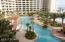 18,000 sqft Beachfront Pool