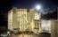Nightime Street View of Shores of Panama