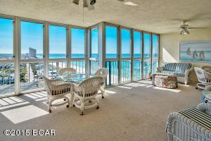 Phenomenal Gulf views from this incredible penthouse unit.