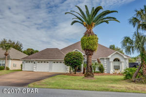 150 PALM GROVE Boulevard, Panama City Beach, FL 32408