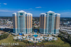 7505 THOMAS Drive, 723 W, Panama City Beach, FL 32408