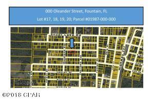0 OLEANDER Street, LOTS 17,18,19,20