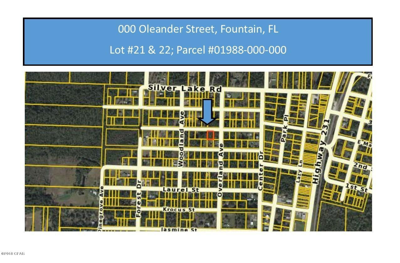 Photo of 0 OLEANDER Street Fountain FL 32438
