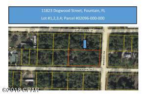 11823 DOGWOOD STREET, LOTS 1-4