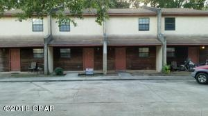 6913 CHERRY, UNIT R, Panama City, FL 32404