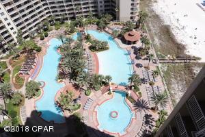 9900 THOMAS Drive, 1804, Panama City Beach, FL 32408