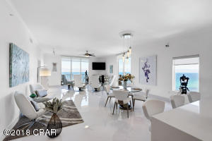Updated Condo with Contemporary Appointments and Smooth Finish Walls/Ceilings