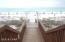 Gated access to beach