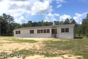 4128 JACKSON COMMUNITY Road, Vernon, FL 32462