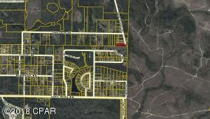 Plat Map, Lot 10 Sage Brush Dr., Youngstown, FL
