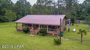 5528 DOUGLAS FERRY Road, Caryville, FL 32427