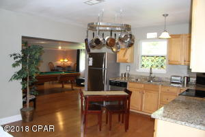 Open Kitchen - Beautiful Floors and Awesome Bonus Room