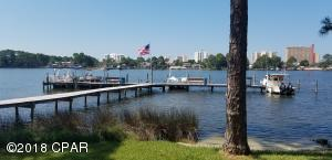 Spectacular view of grand lagoon from your unit