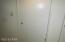 Owner's Closet off Hallway