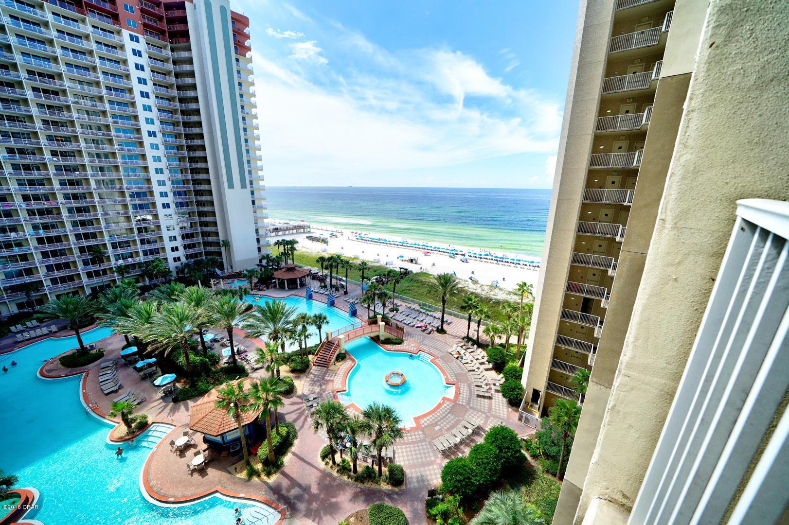 Photo of 9900 THOMAS Drive, 909 Panama City Beach FL 32408